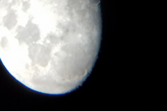 First Moon Shot