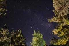 Milky Way in Big Bear