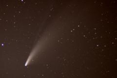 Neowise Comet over Las Vegas, Nevada 07/17/2020
